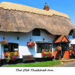 The Old Thatched Inn. A gastro pub in Buckinghamshire